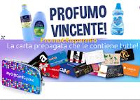 """Felce Azzurra """"Profumo vincente"""" 3° fase : vinci 122 MyGift CardSquare da 100 euro ( per Amazon e non solo)"""