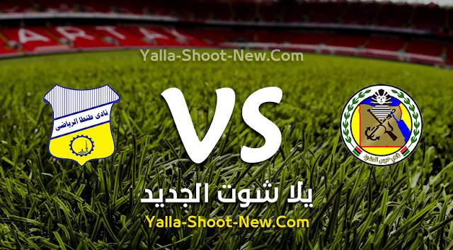 مشاهدة مباراة حرس الحدود وطنطا بث مباشر بتاريخ 06-10-2019 الدوري المصري