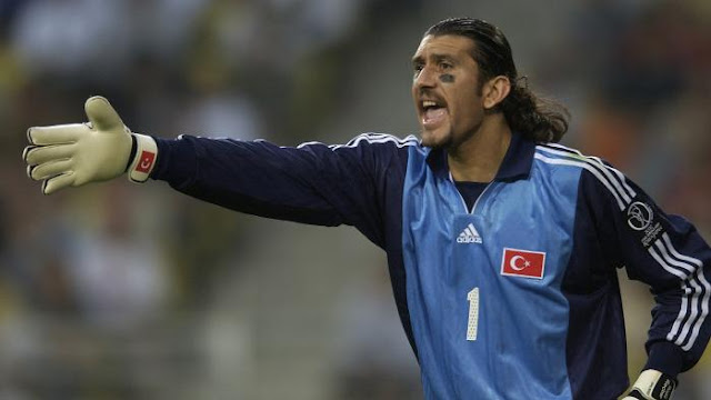 Rustu Recber: Ex-Turkey keeper has coronavirus and in 'critical moment.