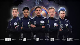 Evil Geniuses và Chengdu Major -