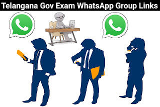 Telangana GOV Exam & TSPSC WhatsApp Group Link - Telangana Jobs - Telangana - jobs - job whatsapp group - Telangana pradesh - Hyderabad - whatsappgrouplink.xyz