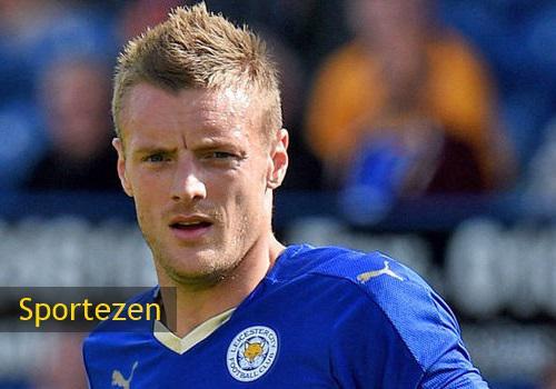 Foto Dan Profil Biodata Jamie Vardy Leicester City
