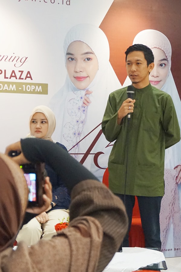 CEO Siti Khadijah
