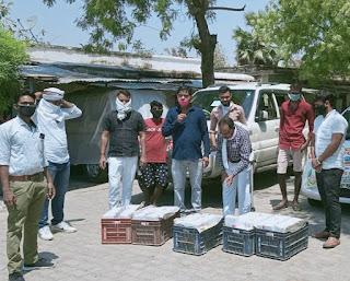 जौनपुर : शिराजे-ए-हिन्द सहयोग फाउंडेशन ने लिया संकल्प, 'कोई भी नहीं रहेगा भूखा'  | #NayaSabera
