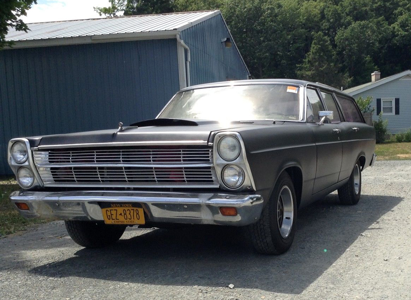 Wagon Wednesday - 1969 Ford Falcon Futura Station