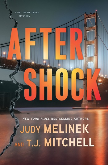 Aftershock by Judy Melinek & T.J. Mitchell