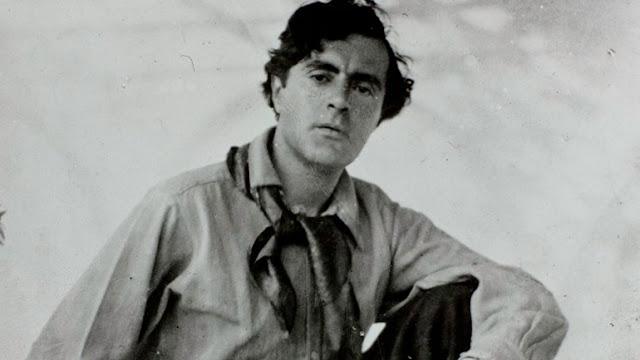 Poesía y pintura. Hoy, con Joaquín Arcadio Pagaza y Amedeo Modi