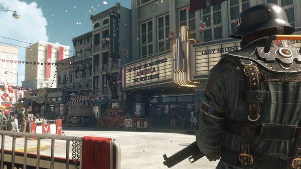Wolfenstein 2 The New Colossus Full Game