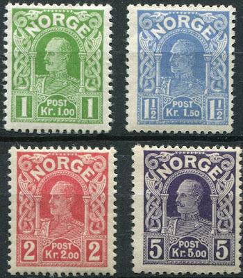 Norway 1911-1918 Haakon VII
