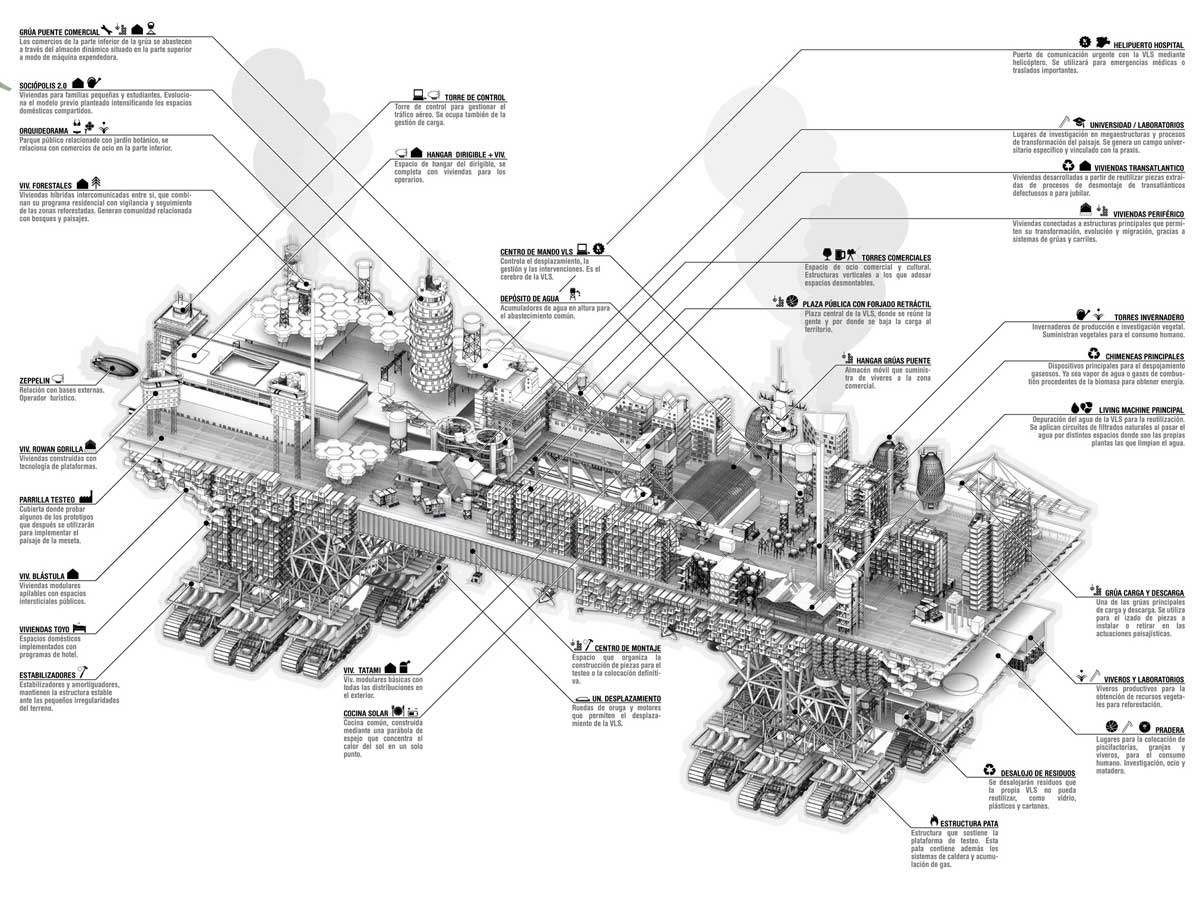 Arqueologia Del Futuro La Utopia Es Posible Vls