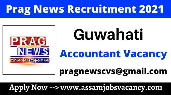 Prag News Accountant Recruitment 2021