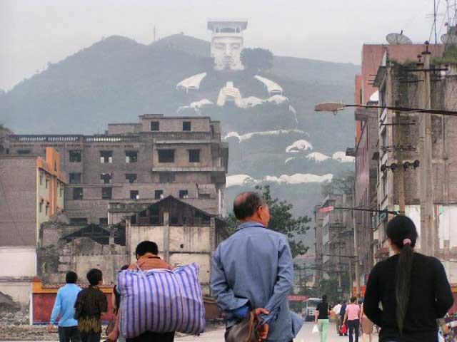 Kota Hantu Fengdu, Cina