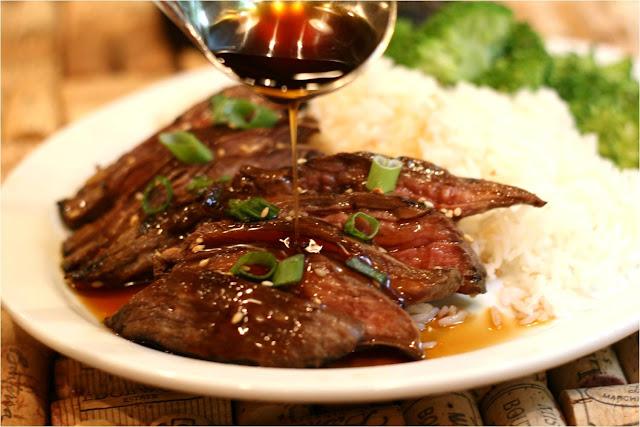 Masakan Beef Teriyaki