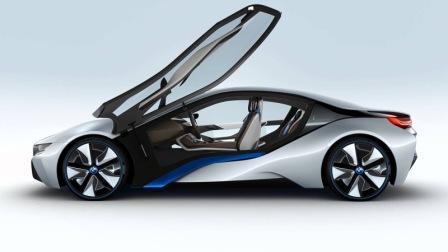 bmw i8 mobil sport pertama dengan tenaga listrik