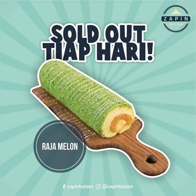 Cake Raja Melon Oleh Oleh Batam Artis No. 1
