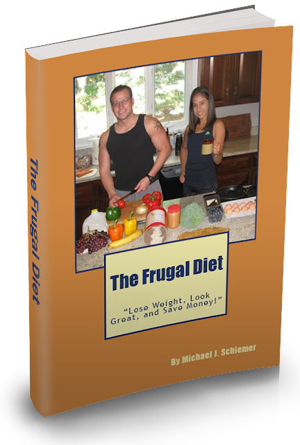 frugal fitness tv home workouts free cheap exercise nutrition budget diet weightloss fatloss