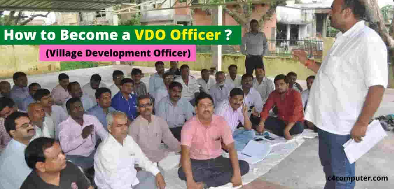 How to Become a VDO Officer