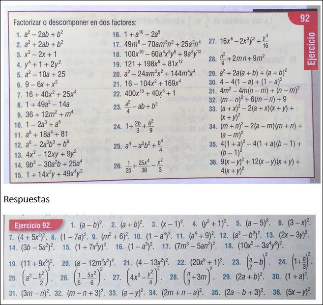 matheducare16: Caso 4. Factorización de suma y diferencia de cubos ...
