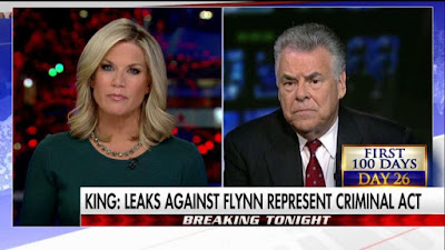 House Intelligence Committee Chair: Leakers of Lt Flynn Call 'Belong in Jail