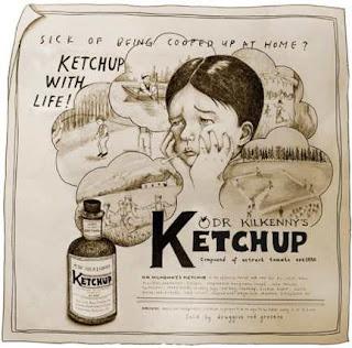 ketchup como medicamento