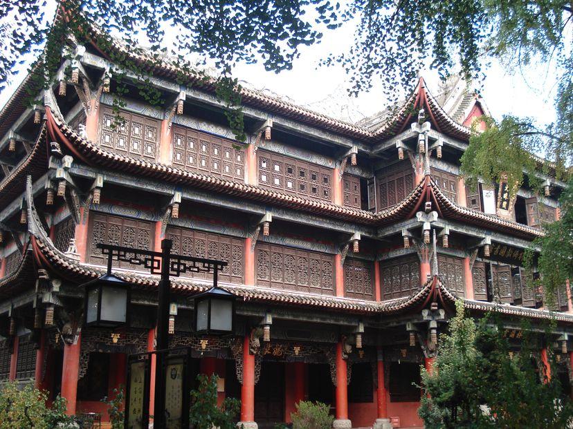 Wuhou Temple Chengdu China 3