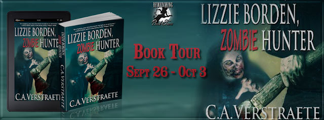 Review: Lizzie Borden, Zombie Hunter