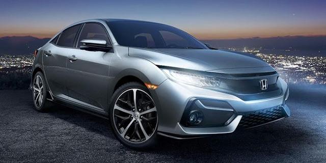 Honda Civic Turbo A/T