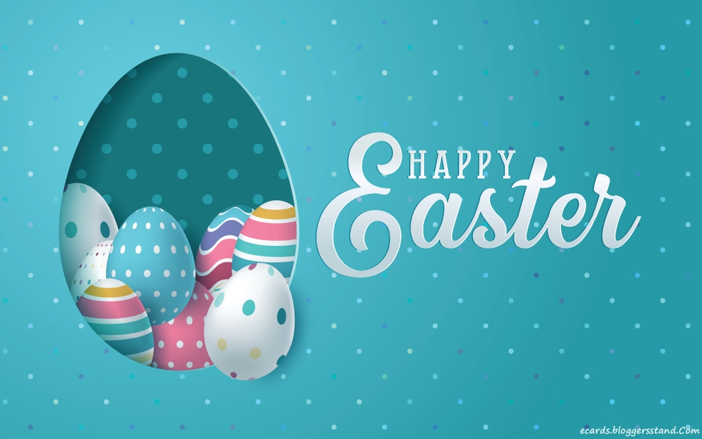 happy easter wishes for family and friends 2021