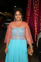 Madhvi Latha in Spicy Transparent Anarkali Dress at Zee Telugu Apsara Awards 2017 37.JPG