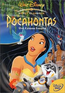 Pocahontas, une légende indienne   (1995)