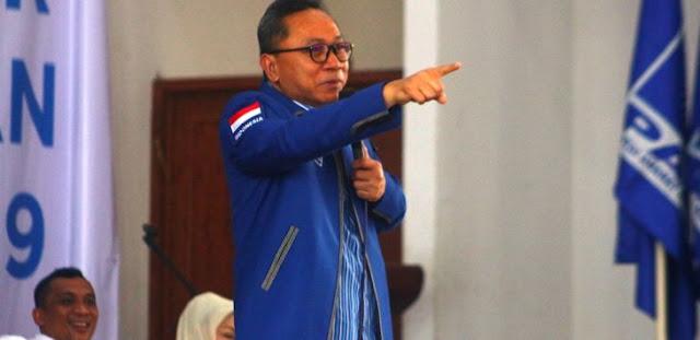 Curiga Penembakan DPR, Zulkifli Hasan: Kemarin Gerindra, Sekarang PAN dan Demokrat, Ada Apa?