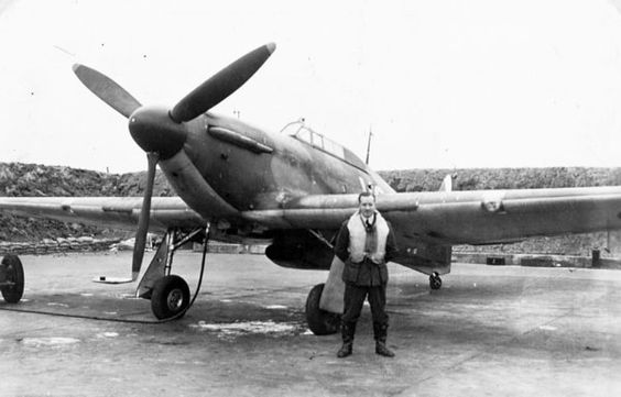 12 September 1940 worldwartwo.filminspector.com RAF pilot Ernie McNab