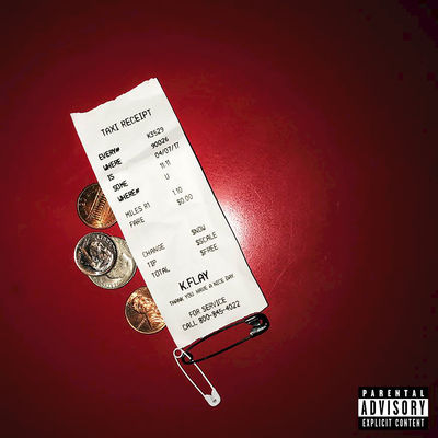 K.Flay - Every Where Is Some Where - Album Download, Itunes Cover, Official Cover, Album CD Cover