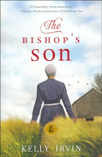 BookReview/ReadAnExcerpt The Bishop's Son by Kelly Irvin