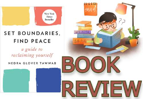 Set boundaries find peace book Review