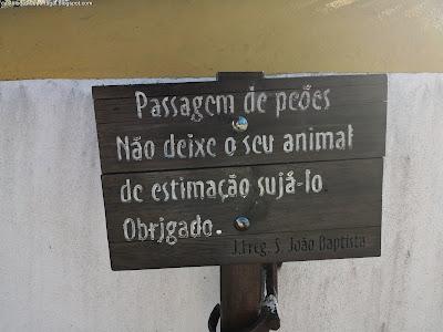 FOUNTAINS PLACARDS / Placas de Fontes, Castelo de Vide, Portugal