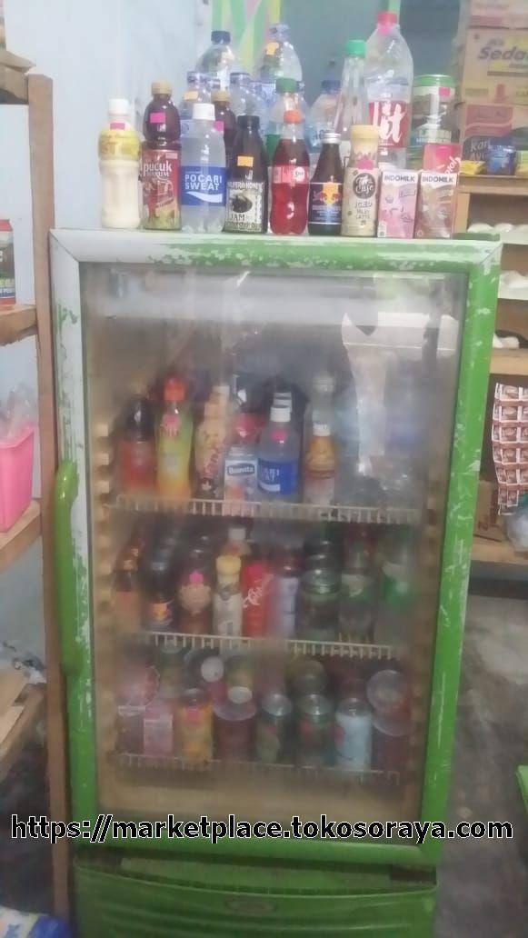 photo jual aneka produk kemasan botol dingin