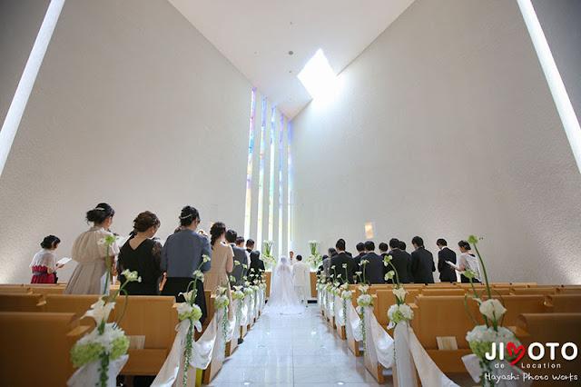 ヒルトン大阪へご結婚式の撮影