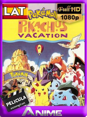Las vacaciones de Pikachu (1998) [Latino] [1080p] [GoogleDrive] AioriaHD