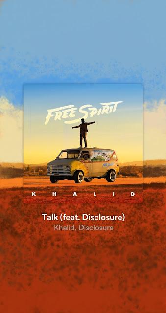 talk khalid spotifart