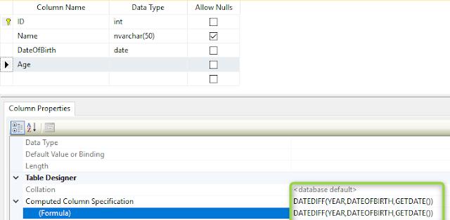 Using SQL Server Management Studio
