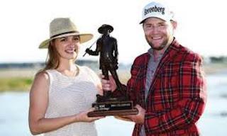 Branden And His Wife Nieke