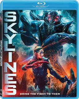 Skylines [BD25] *Con Audio Latino