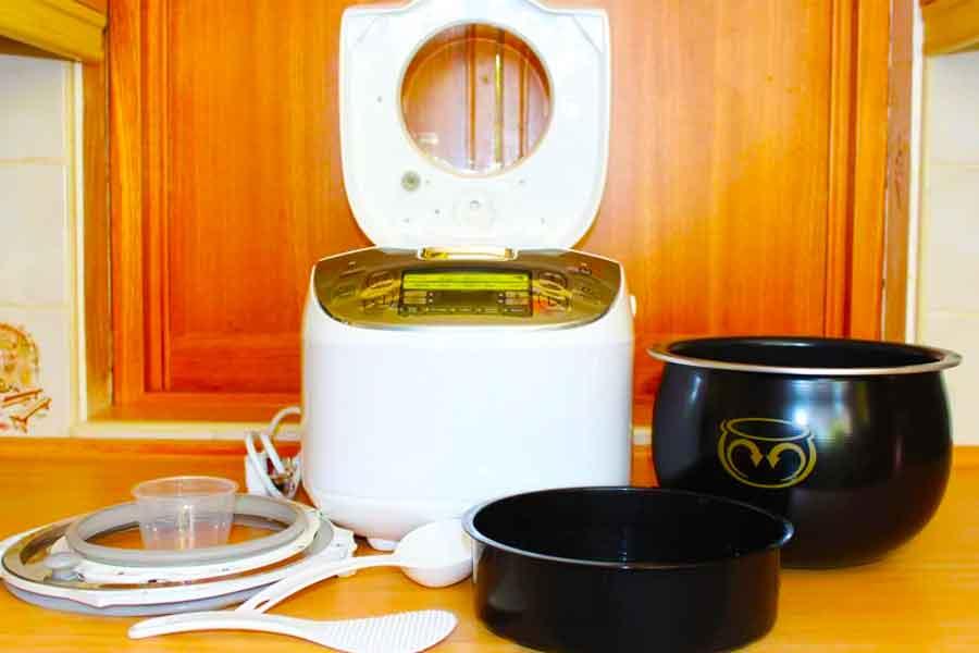 cara merawat magic jar rice cooker agar nasi tidak mudah basi