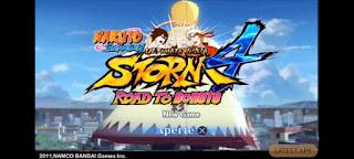 Naruto Ultimate ninja Storm 4 PSP Download