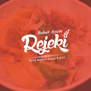 Logo Bubur Ayam Rejeki