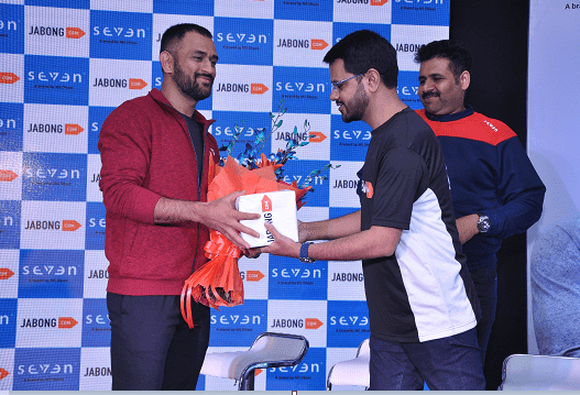 Jabong adds active lifestyle brand 'Seven by MS Dhoni' to its product portfolio