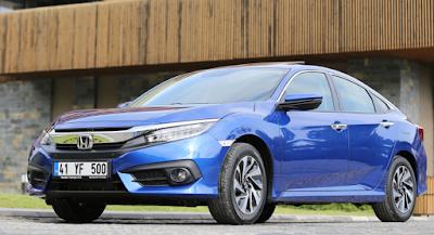 Honda Civic Eco Elegance Modellerde Lastik, LPG Kalibrasyonu ve Lastiklere Hava Basma İşlemi