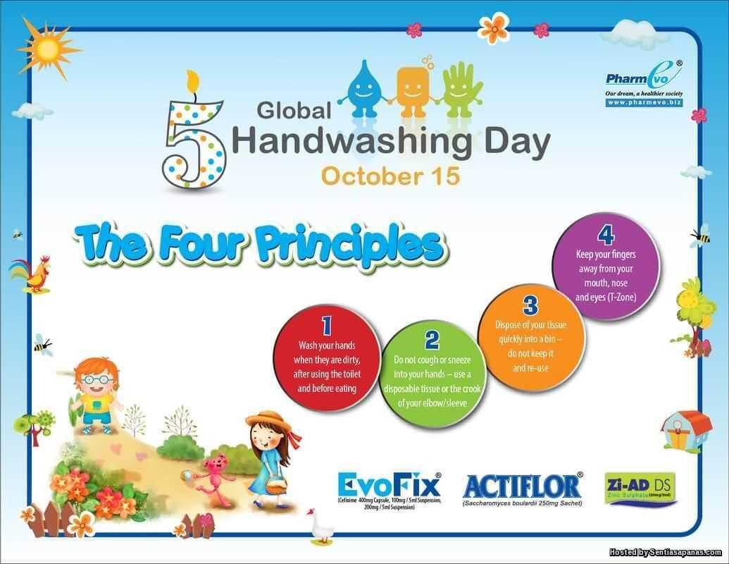 Hari Mencuci Tangan