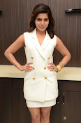 Samantha dazzling in white at 24 event-thumbnail-7